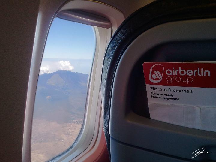 Air Berlin und Ätna